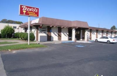Dino S Restaurant 20390 Lake Chabot Rd Castro Valley Ca