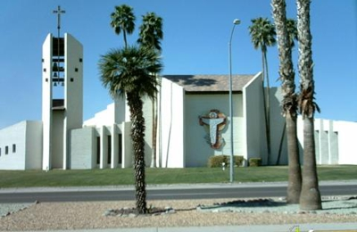St Clement's Catholic Church - Sun City, AZ