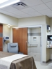 All 22 private rooms at Glacial Ridge Hospital are spacious and inviting to accommodate patients, families, and visitors.
