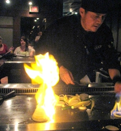 Genji Japanese Steak House - Reynoldsburg, OH