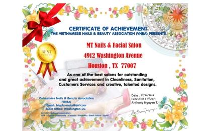 M T Nails - Houston, TX