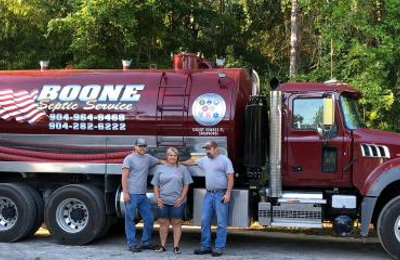 Boone Septic Tank Service