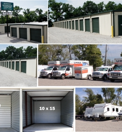 Attrayant Summit Storage Center LLC   Shelbyville, KY