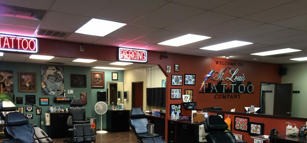 St. Louis Tattoo Company 119 Long Rd, Chesterfield, MO 63005 - YP.com