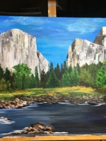 Landscape Acrylic Private lessons. Call for more information. Extremely affordable!