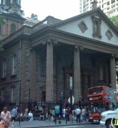 St Paul's Chapel - New York, NY