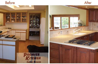 Premier Kitchen Cabinet Refacing Inc 655 Getman Rd, Alden, NY 14004 ...