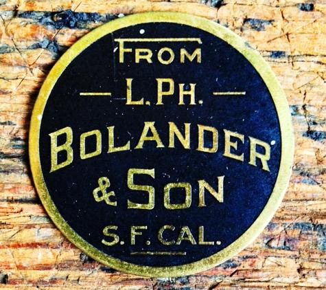L PH Bolander & Sons