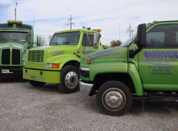 Arrow Wrecker Service, Inc. - Wichita, KS