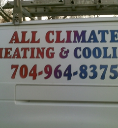 All Climate Heating Cooling Gastonia