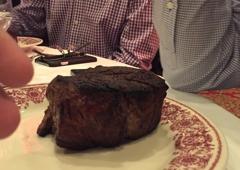 Sparks Steak House - New York, NY. Filet