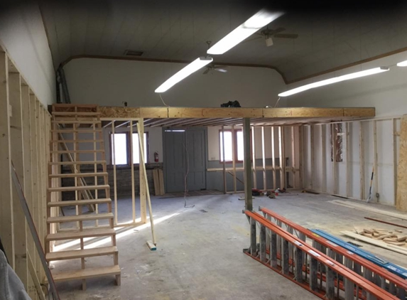 Weaver Construction - Manly, IA. General construction