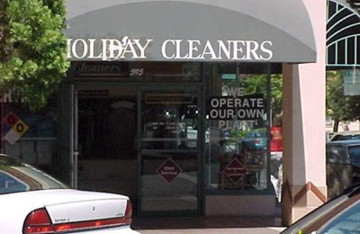Holiday Cleaners - Palo Alto, CA