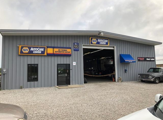 Sir Thomas Automotive Repair, Inc. - Terre Haute, IN