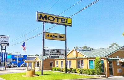 Angelina Motel - Lufkin, TX