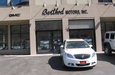 Berthod Motors Inc - Glenwood Springs, CO