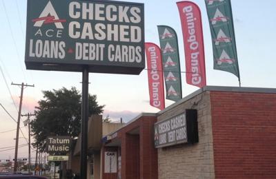 ACE Cash Express - Tyler, TX