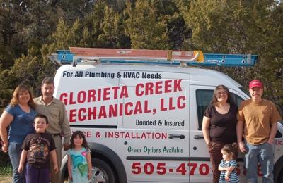 Glorieta Creek Mechanical - Glorieta, NM