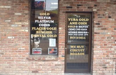 YUBA GOLD AND COIN - Marysville, CA