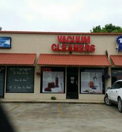 "Evans Vacuum Cleaner Co. - New Braunfels, TX. ""NEW LOCATION"" 605 North Walnut # 104"