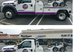 Tommy's Towing  Transport - Huntington Beach, CA