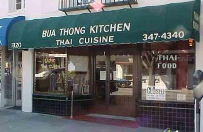 Buathong Kitchen - Burlingame, CA