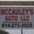 McCauley's Auto