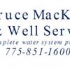 Bruce MacKay Pump & Well Service Inc.