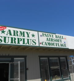 Steve's Army Surplus - Carson City, NV