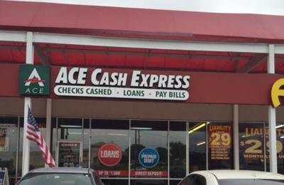 ACE Cash Express - San Antonio, TX