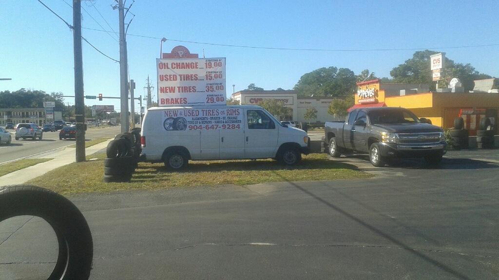 Used Tires Flint Mi >> Atlantic New Used Tires 7533 Atlantic Blvd Jacksonville