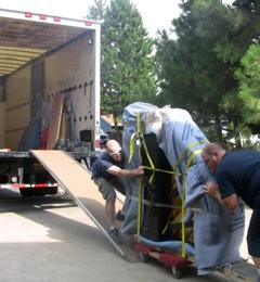 American Moving & Storage
