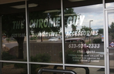 The Chrome Guy - Glendale, AZ