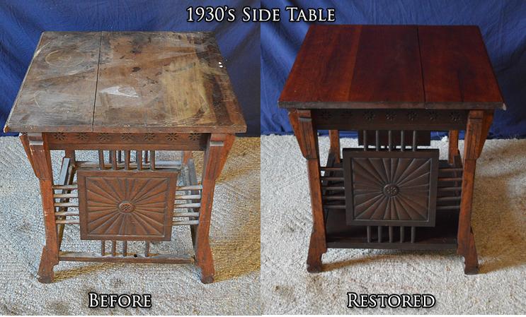 Generations Antique Furniture Restoration Repair