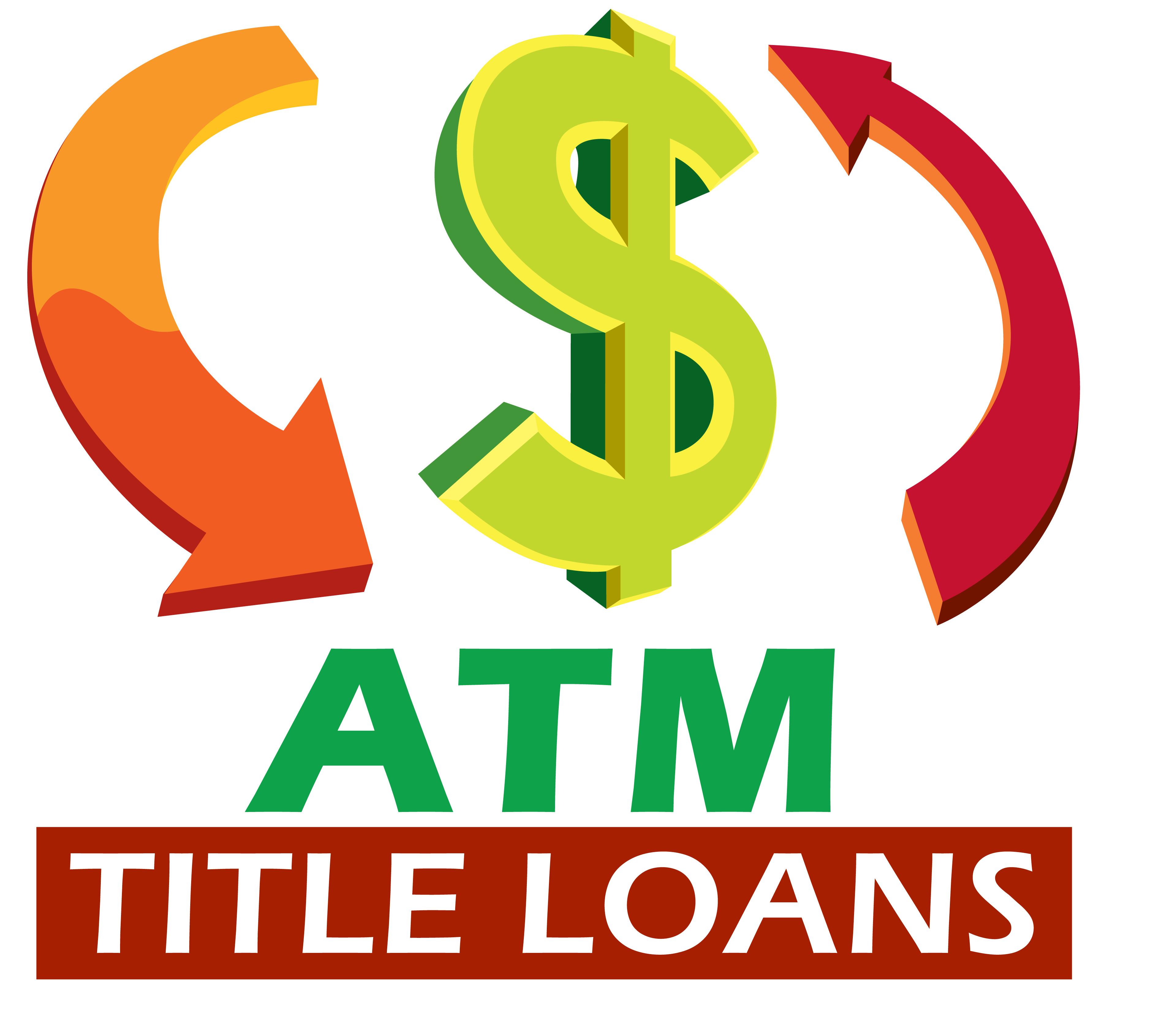 ATM Title Loans 1031 S Bluff St, Saint George, UT 84770