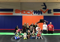 Shockwave Trampoline Park - Anchorage, AK