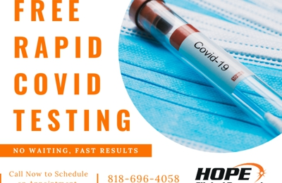 Hope Clinical Research - Canoga Park, CA