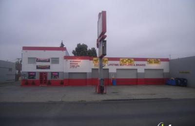 Muffler Express - Redwood City, CA