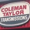 Coleman Taylor Transmission
