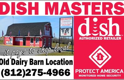 Dish Masters - Bedford, IN