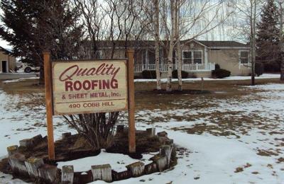 Quality Roofing & Sheet Metal Inc. - Bozeman, MT