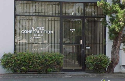 Altec Construction Inc - Sacramento, CA