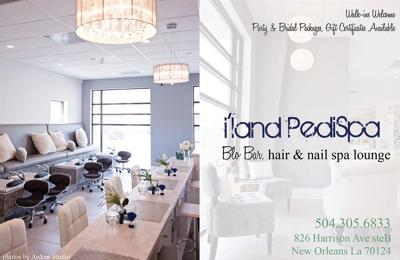 I-Land Pedi Spa - New Orleans, LA