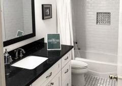 A+ Construction Pro - North Highlands, CA. Contemporary Kitchen and Bath Remodel in Dixon, CA