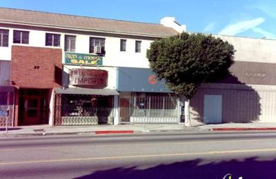 Inaka Natural Foods Restaurant - Los Angeles, CA