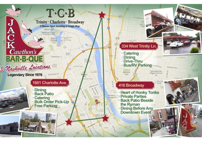 Jack's Bar-B-Que 334 W Trinity Ln, Nashville, TN 37207 - YP com