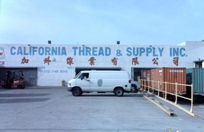 California Thread & Supply - Los Angeles, CA