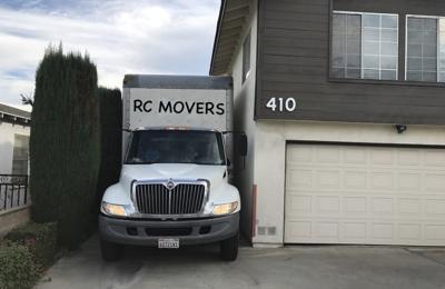 RC Moving - Canoga park, CA