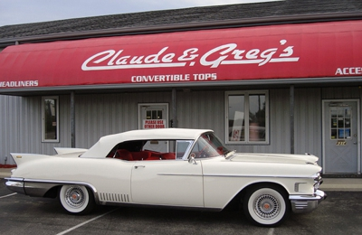 Claude & Greg's Auto Upholstery & Truck Accessories - Indianapolis, IN