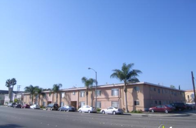 Courtyard Apartments - Hawthorne, CA